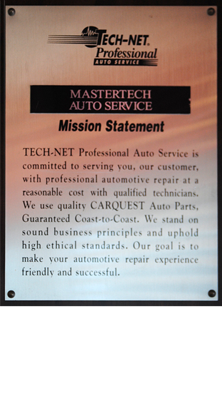 MasterTech - Mission Statement Pic