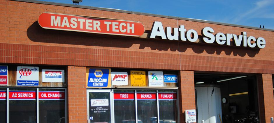 MasterTech Auto Service - Full Service Auto Repair, Maintenance & Auto Body Work